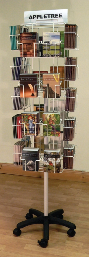 Appletree Press: Floor Display Stand