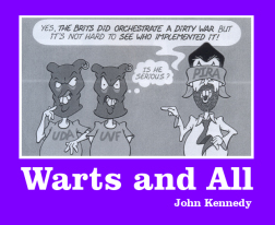 Warts and All – Ten Years of The Good Friday Agreement