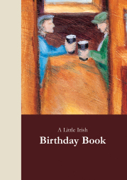 Little Irish Birthday Book